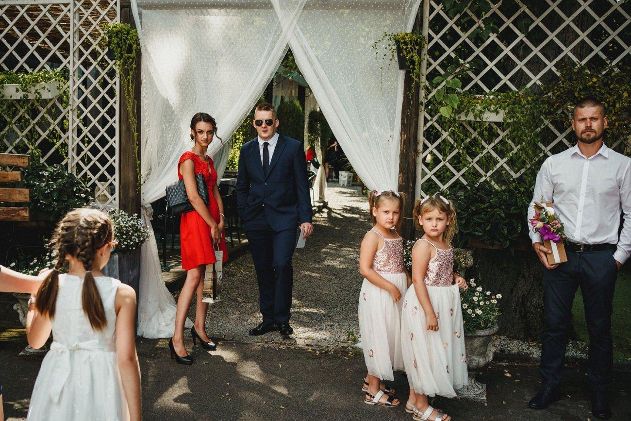 rustykalne wesele na slasku